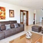 Ferienhaus Mallorca MA5950 Couchgarnitur im Wohnraum