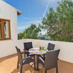 Ferienhaus Mallorca MA5950 Gartenmöbel auf der Terrasse