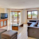 Ferienhaus Mallorca MA5950 Sitzecke mit TV