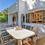 Ferienhaus Mallorca MA5950 Terrasse mit Esstisch