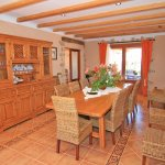 Ferienhaus Mallorca MA6007 Essbereich