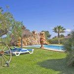 Ferienhaus Mallorca MA6007 Garten