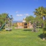 Ferienhaus Mallorca MA6007 Garten mit Schaukel