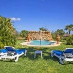 Ferienhaus Mallorca MA6007 Liegen am Pool