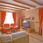 Ferienhaus Mallorca MA6007 Sitzecke mit TV