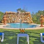 Ferienhaus Mallorca MA6007 Sonnenliegen am Swimmingpool