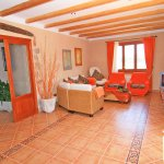 Ferienhaus Mallorca MA6007 Wohnbereich