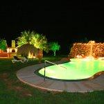 Ferienhaus Mallorca MA6007 beleuchteter Pool
