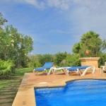 Ferienhaus Mallorca MA6315 - Poolbereich