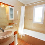 Ferienhaus Mallorca MA6315 - Wannenbad