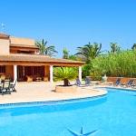 Ferienhaus Mallorca mit Pool 5645
