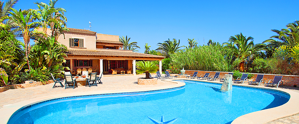 Ferienhaus Mallorca mit Pool MA5645