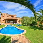 Ferienhaus Mallorca mit Pool MA5206