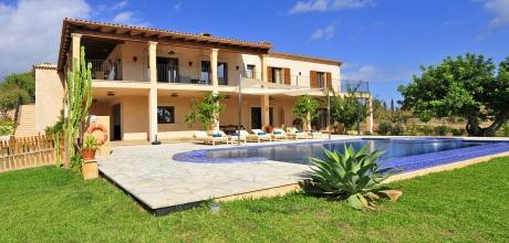 Ferienhaus Mallorca mit Whirlpool
