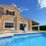 Ferienhaus Mallorca mit Pool MA5650