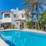 Ferienhaus Mallorca mit Pool MA5950