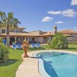 Ferienhaus Mallorca mit Pool MA6007