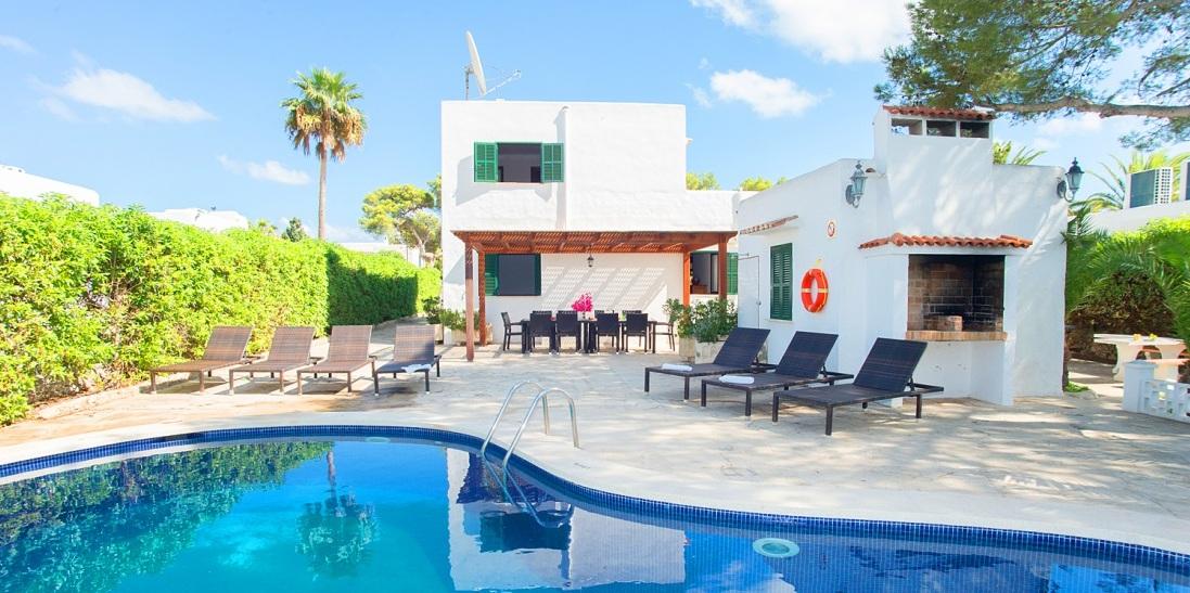 Ferienhaus Mallorca mit Pool - MA5940