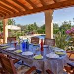 Ferienhaus MallorcaMA5208 mit Terrasse