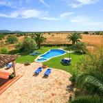 Finca Mallorca  MA5206 - Blick auf das Grundstück