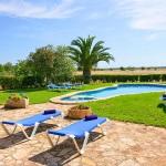 Finca Mallorca  MA5206 - Garten mit Pool