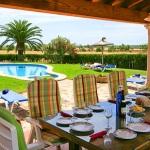 Finca Mallorca  MA5206 - Gartentisch