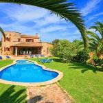 Finca Mallorca  MA5206 - Rasen mit Pool