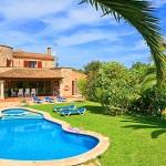 Finca Mallorca  MA5206 - Rasen um den Pool