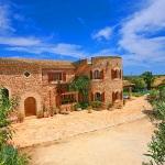 Finca Mallorca  MA5206 - Terrasse am Haus
