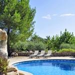 Finca Mallorca MA5656 Swimmingpool mit Liegen