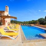 Finca Mallorca MA5675 Pool mit Liegen