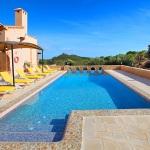 Finca Mallorca MA5675 Pooleinstieg