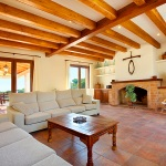 Finca Mallorca MA5675 Wohnbereich
