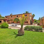 Finca Mallorca MA5832 Garten