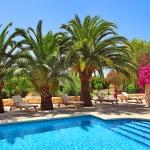 Finca Mallorca MA5832 Garten mit Pool