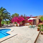 Finca Mallorca MA5832 Palmen am Pool