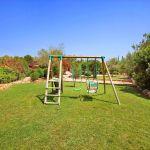 Finca Mallorca MA5832 Schaukel im Garten