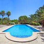 Finca Mallorca MA5832 Terrasse am Pool