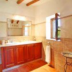 Finca Mallorca MA5832 Waschtisch im Bad