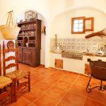 Finca Mallorca MA5832 Zimmer mit Antiquitäten