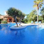 Finca Mallorca mit Swimmingpool MA5670