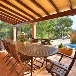 Finca S'Horta MA5656 Gartentisch
