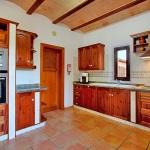 Finca S'Horta MA5656 Küche