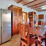 Finca S'Horta MA5656 Küche mit Tisch