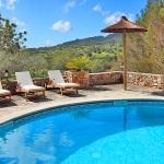 Finca S'Horta MA5656 Pool mit Gartenmöbel