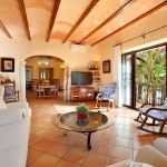 Finca S'Horta MA5656 Wohnbereich