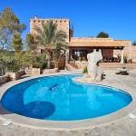 Finca S'Horta MA5656 nierenförmiger Pool