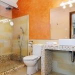 Luxus Ferienhaus Mallorca 5641 Duschbad