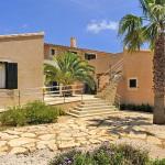 Luxus Ferienhaus Mallorca 5641 Gästehäuser mit Terrasse