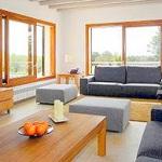 Luxus Ferienhaus Mallorca 5641 Sitzgruppe mit TV